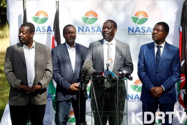NASAs Co principals