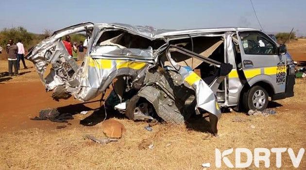 Previous scene of accident