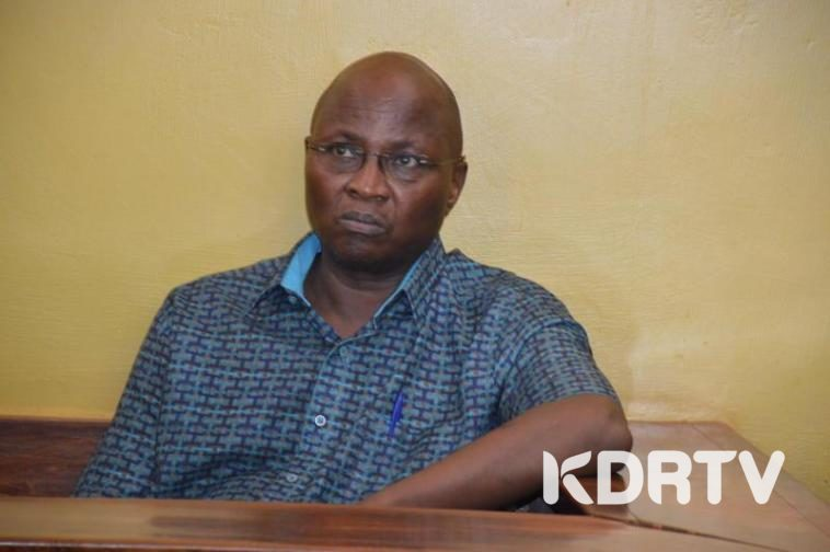 City Lawyer Assa Nyakundi appearing in court