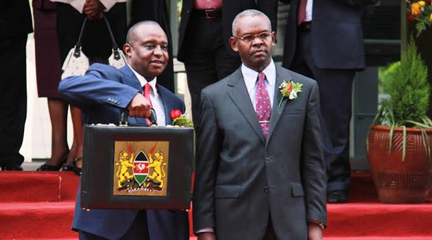 HENRY ROTICH THUGGE