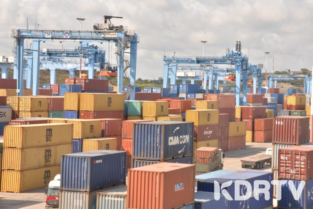 Inland container terminal Embakasi Nairobi