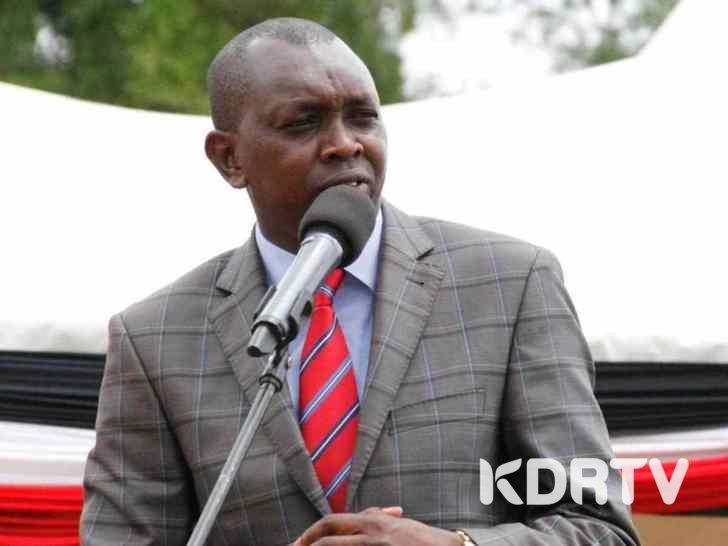 Kapseret MP Oscar Sudi