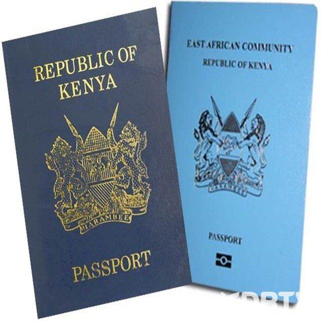 New Passport Kenyan ePassport 640