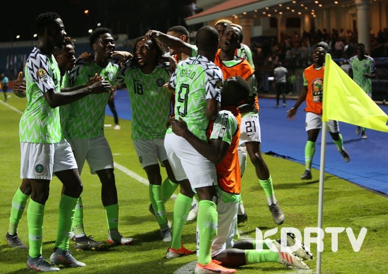 Nigerian players to pockect millions after dumping Cameroon the defending champions