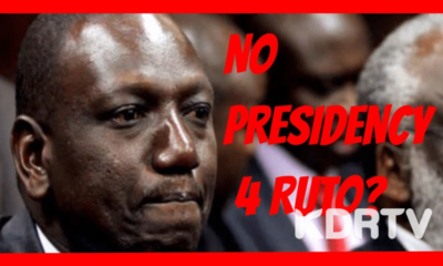 Ruto super mad