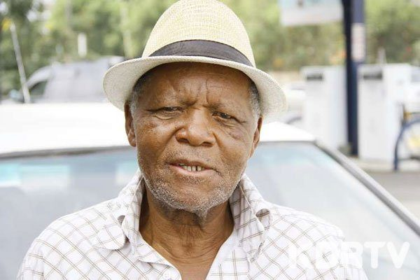 Veteran Kenyan footballer Joe Kadenge