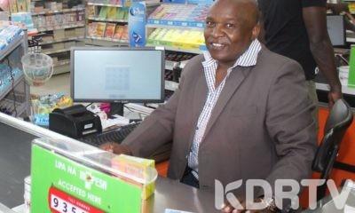 Naivas Supermarket chairman Simon Mukuha