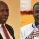 VIDEO: Chaos In Church As Tanga Tanga And Kieleweke MPs Exchange Blows
