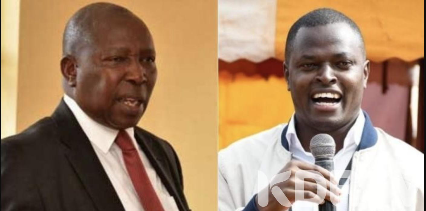 VIDEO: Chaos In Church As Tanga Tanga And Kieleweke MPs Exchange Blows