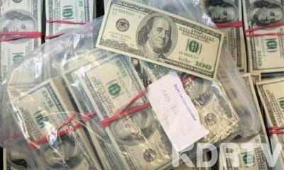 fake US dollars