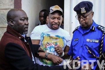 Sonko to be charged