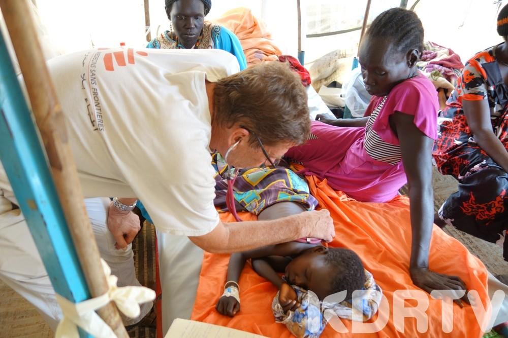 Malaria pandemic