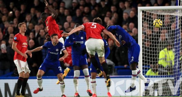 Manchester United Victory Against Chelsea Places It Close To Champions League