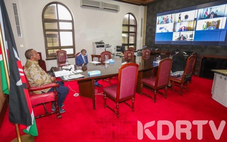 Kenya Uganda Ethiopia Djibouti Sudan South Sudan And Somalia Establishes Regional Scheme For Coronavirus