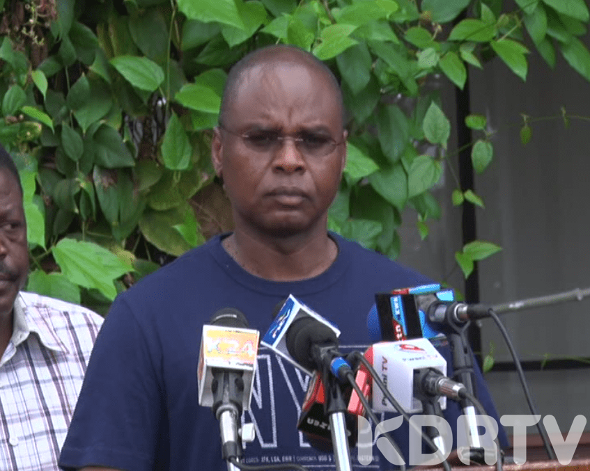 Kilifi Governor Self isolate After County Employee Tests Positive For Covid 19