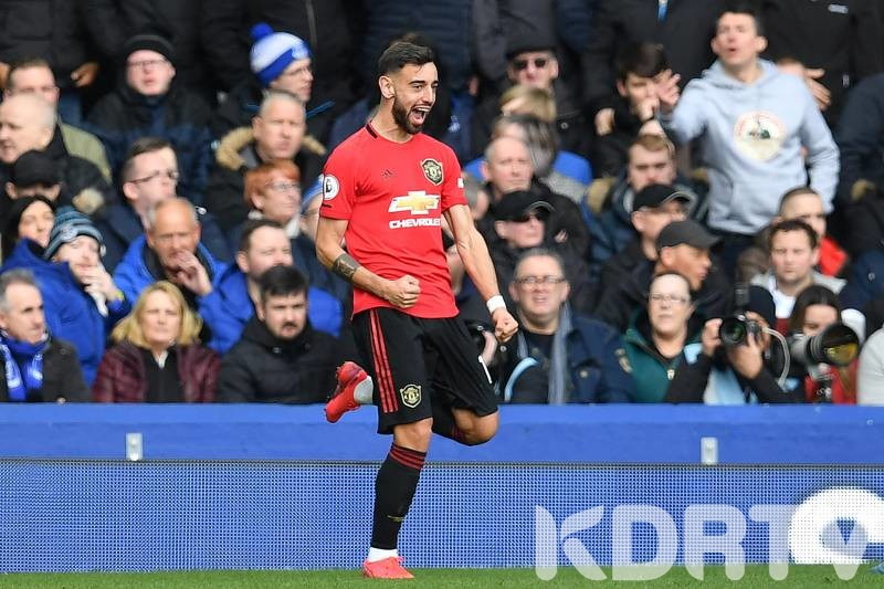 Manchester United Survives As VAR Denies Everton Late Goal