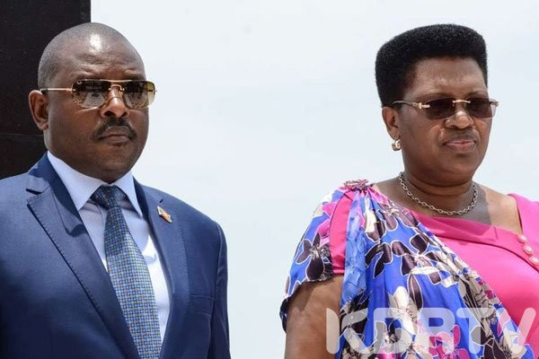 Burundi first lady Bucumi still receiving treatment in Nairobi