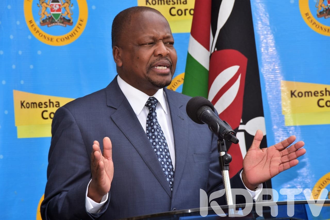 COVID 19 Kenya National Tally Hits 3860 As 133 More Cases Are Reported