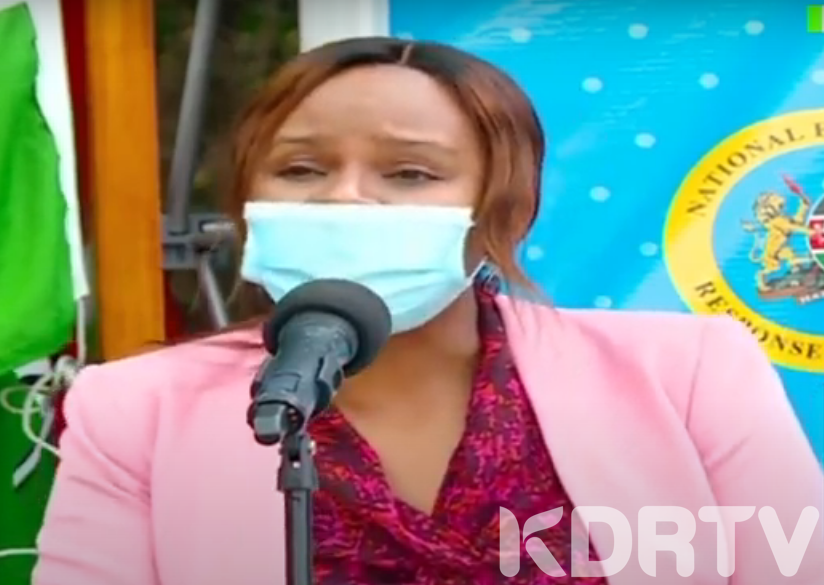 COVID 19 Kenyas Tally Jumps To 2474 After 134 More Patients Contracted the Virus