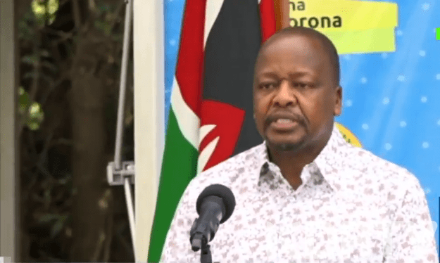 Kenya Records The Highest Number Covid 19 Infections At 260