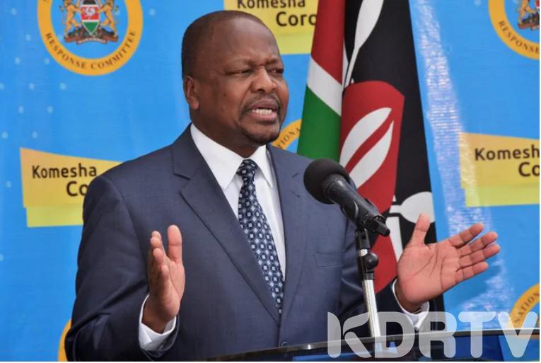 Kenya reports 121 new COVID 19 cases