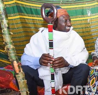 Talai Elders Declare DP Ruto Kalenjin Kingpin To Succeed Mo
