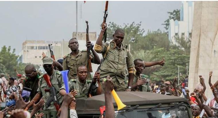 AU UN condems Mali coup