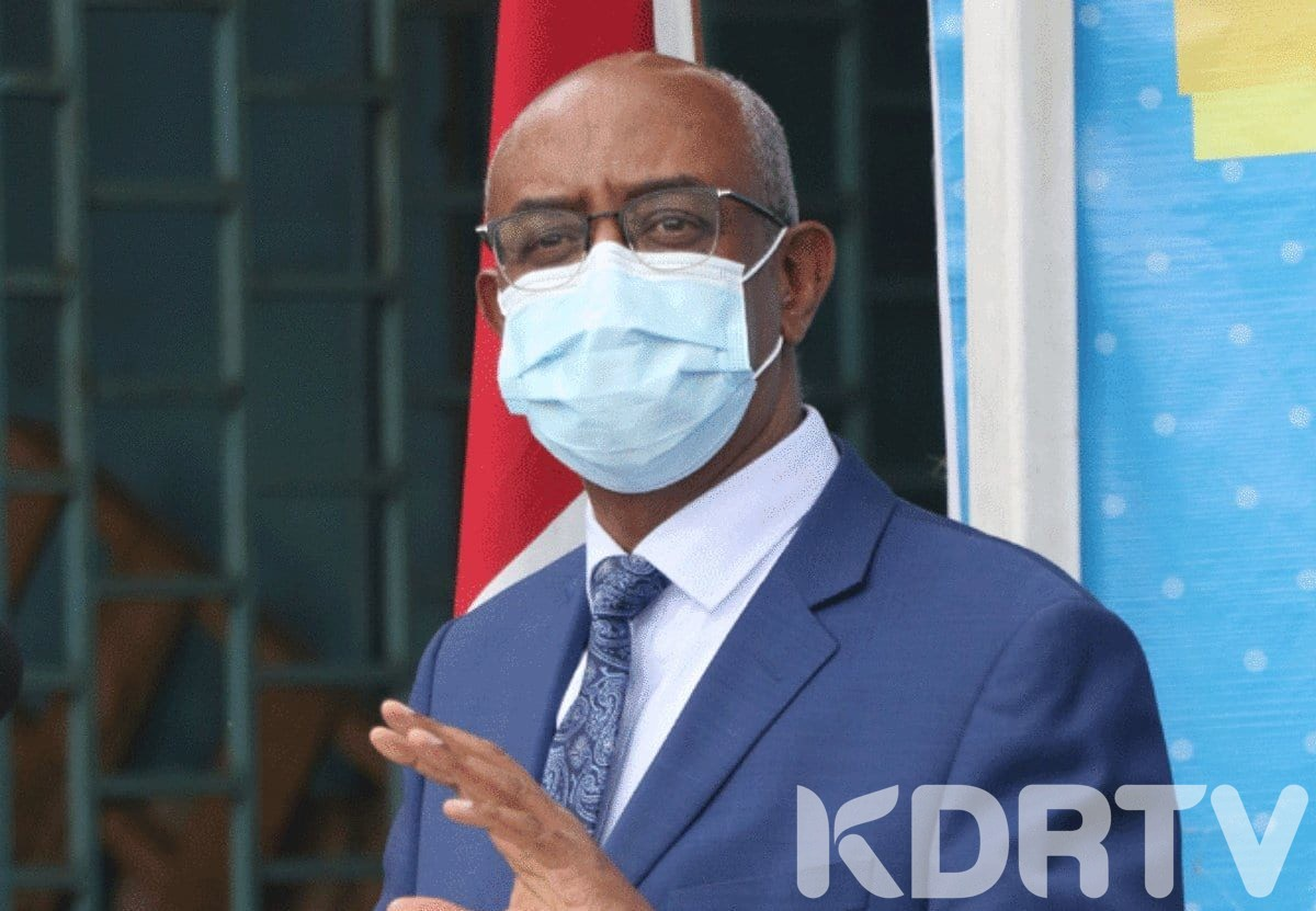 COVID 19 Kenya Confirms 603 Infections 587 Recoveries 6 Deaths