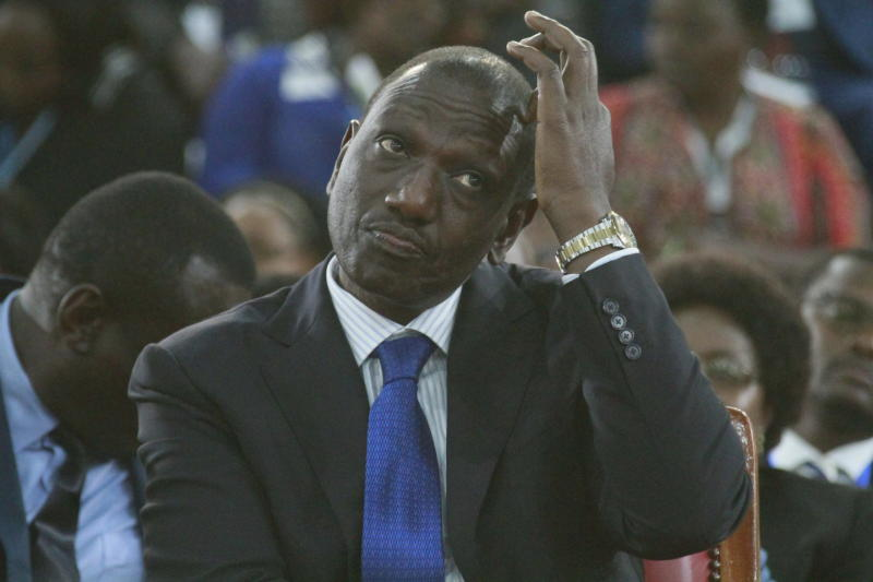 DP William Ruto