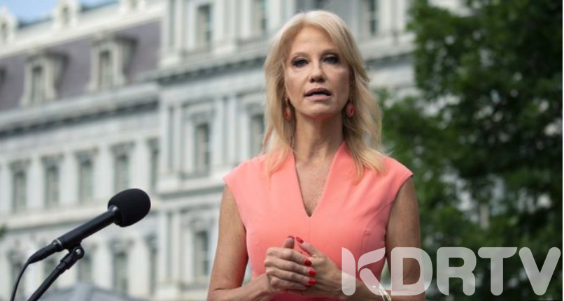 Kellyanne Conway resing from White House