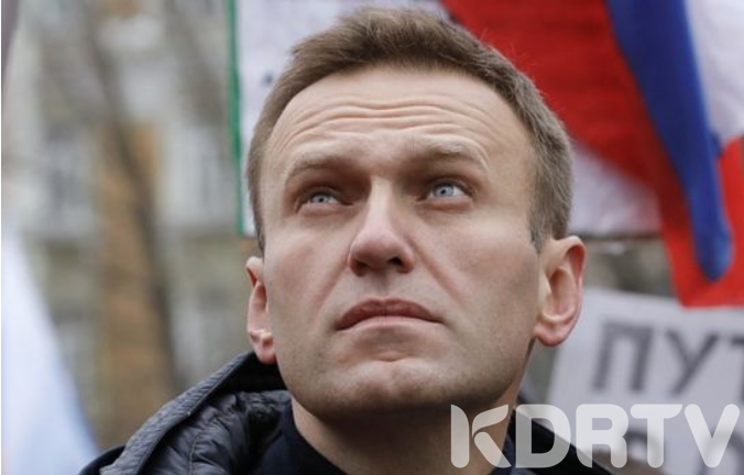 Russian opposion leader Navalny