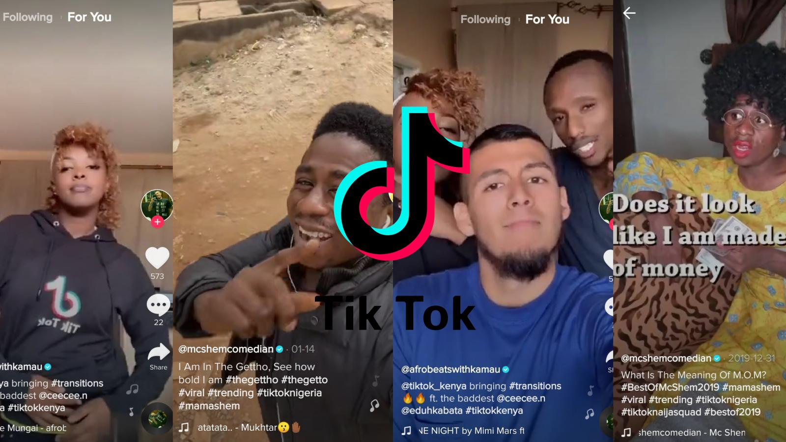 TikTok Africa 1