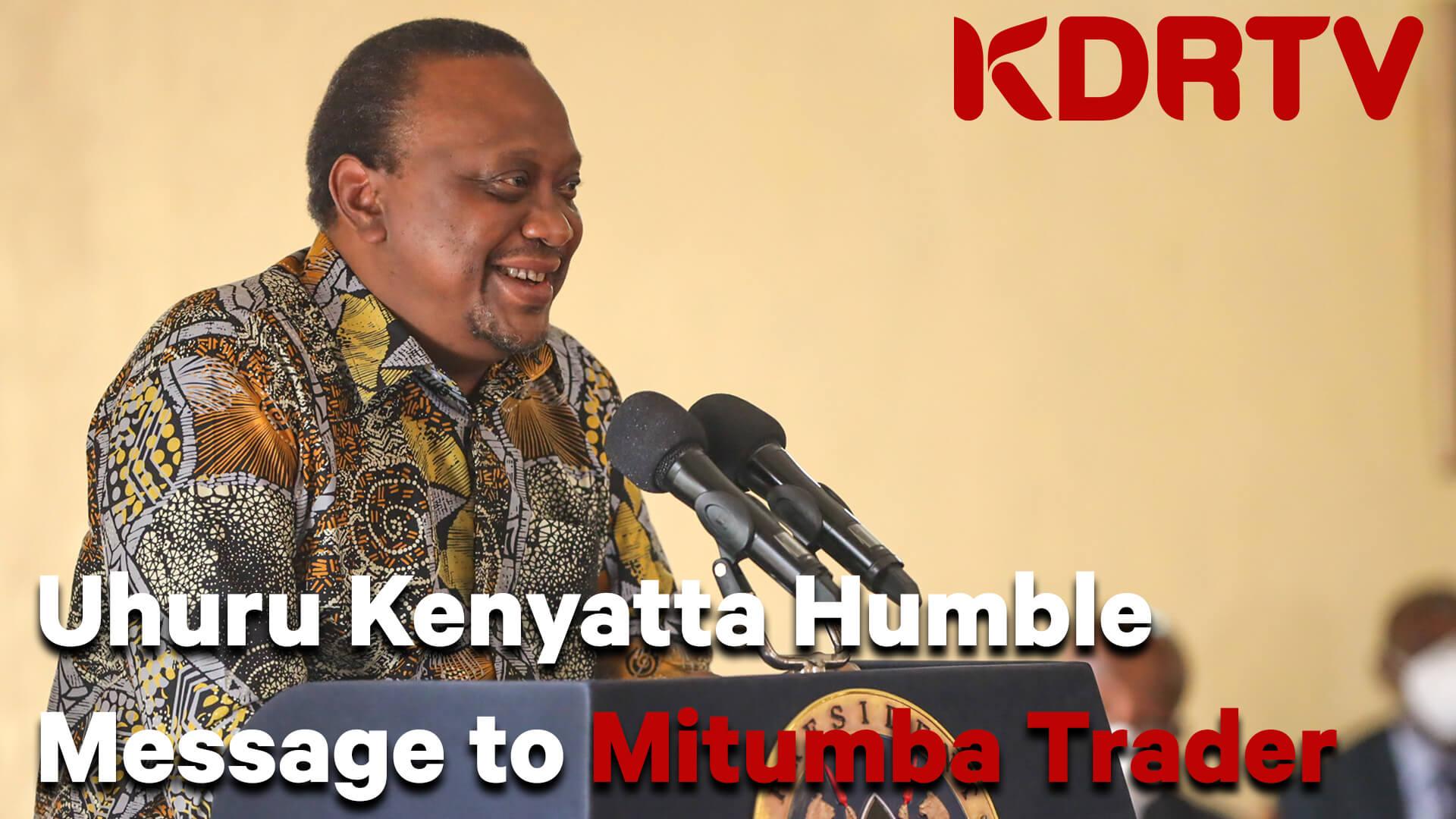 Uhuru rep YT