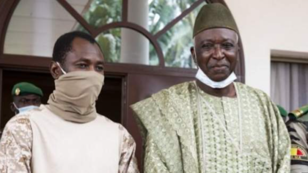 Bah Ndaw appointed the new interim president of Mali