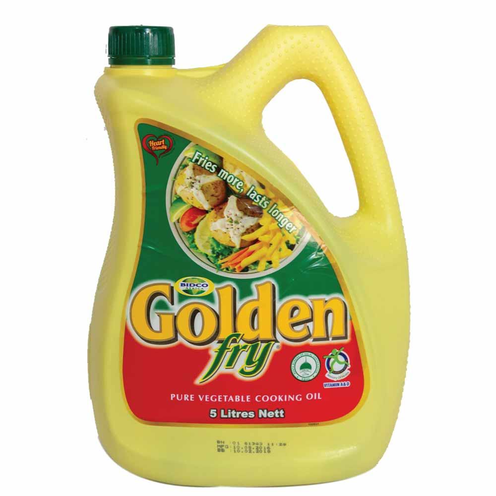 Golden fry 5ltr