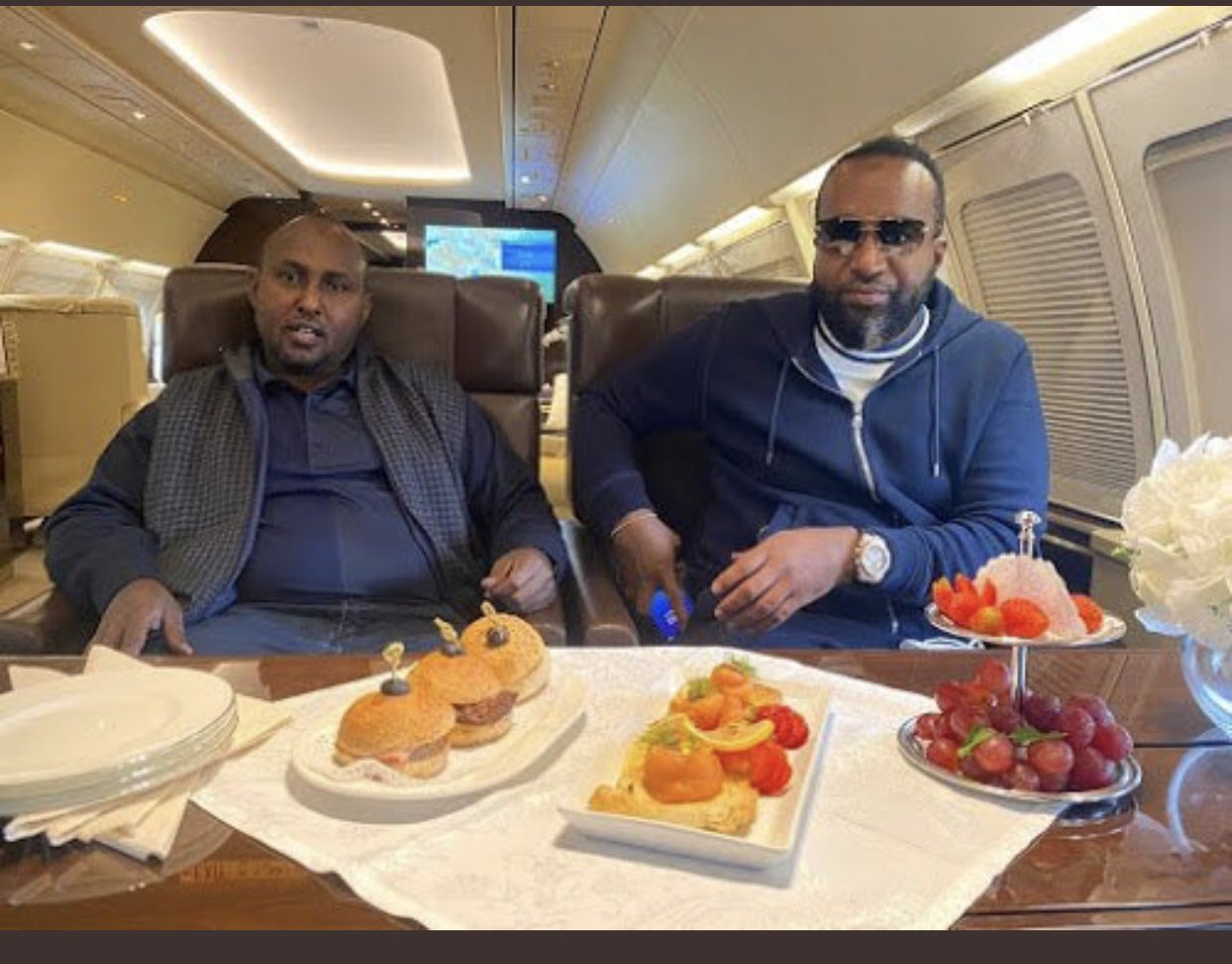 Joho and Junet on Dubai Trip