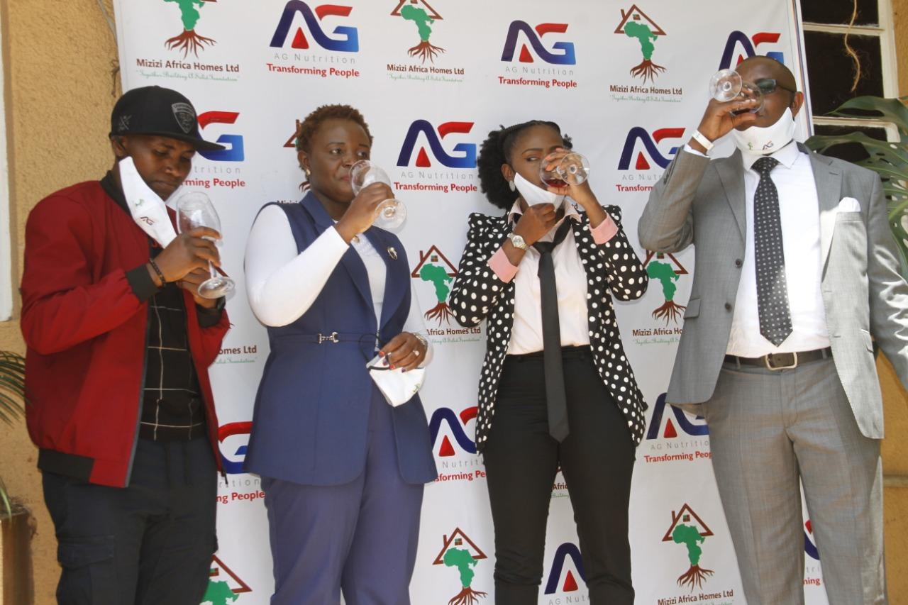 Mizizi Africa Homes training 2020