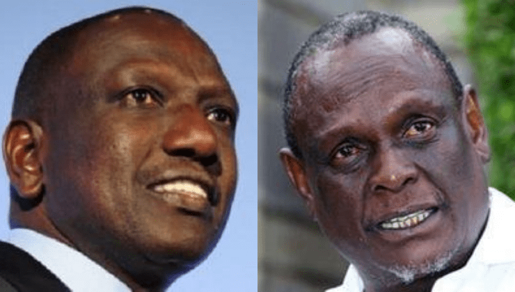 Murathe and Ruto