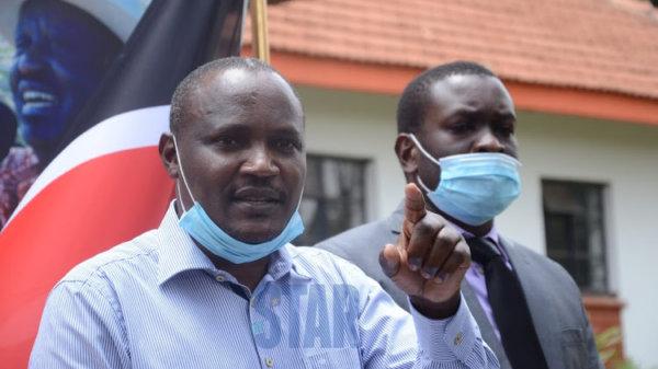Obado Is Influential In Migori Than Raila ODM in Trouble