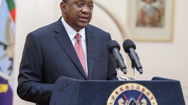 Uhuru Kenyatta 1