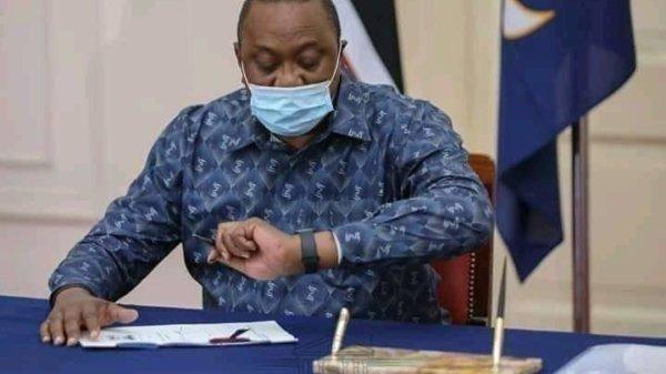 Uhuru to address Kenyans