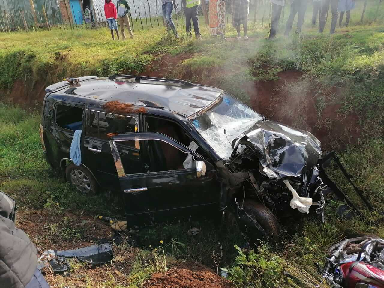 Grisly Accident Claims Lives of 3 in Eldoret