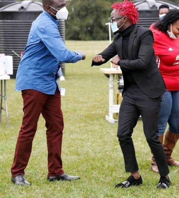 Ruto and Bahati