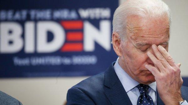 Biden worried