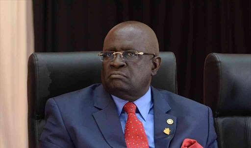 CS George Magoha