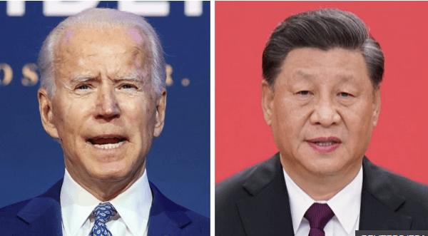 China congratulates Joe Bidden finally