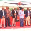 DP William Ruto At a church Function in Matungu on October 25. The Late MP Justus Murunga was Present