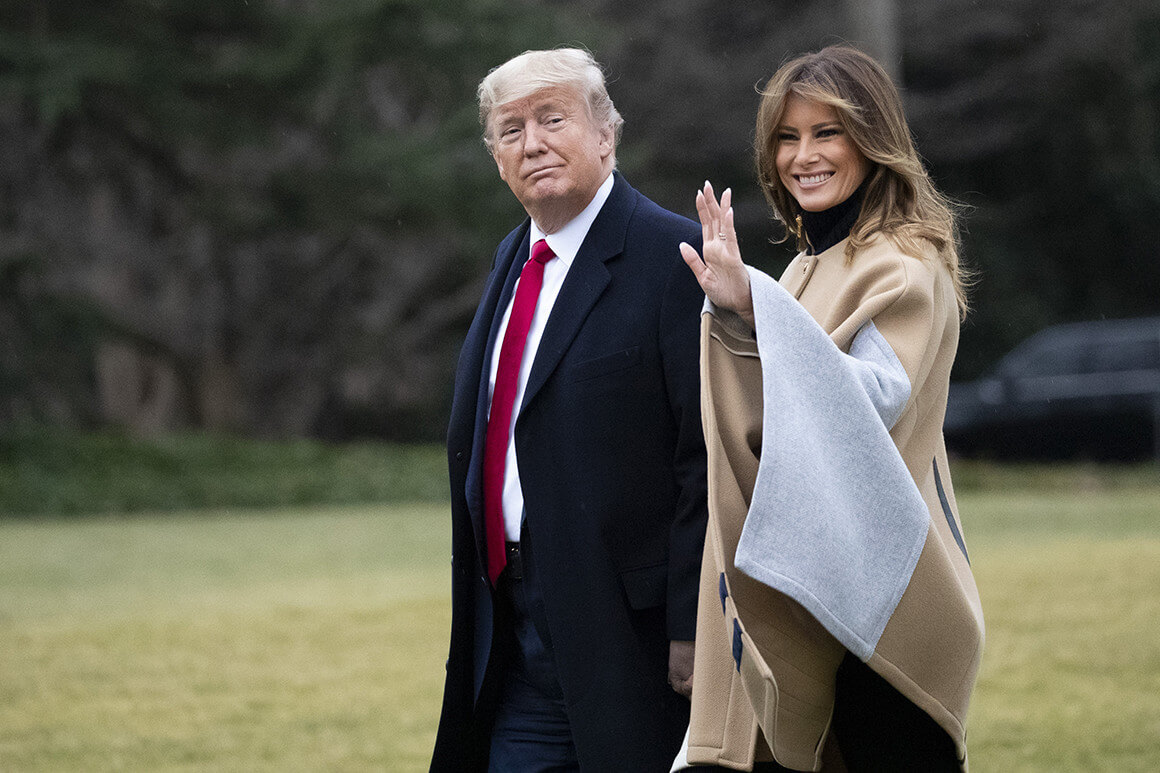After Presidential loss, Melania to leave Donald Trump?