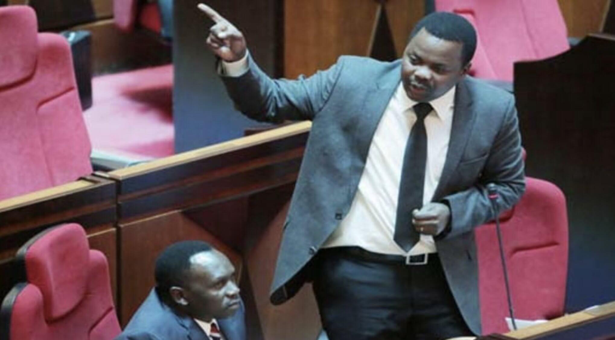 Former Tanzania MP Godless Lema
