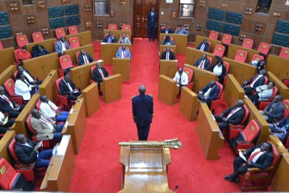 Nakuru County Assembly Over COVID 19 Cases Spike
